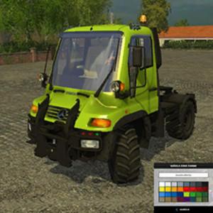 Unimog U400 WB Truck V 12 Mit Portalkran (8)