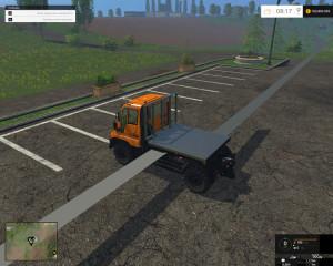 Unimog U400 WB Truck V 12 Mit Portalkran (9)
