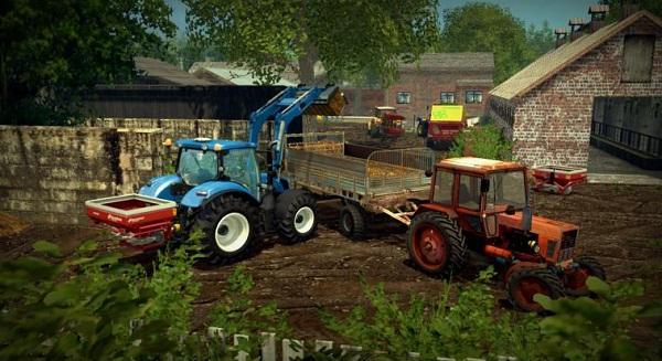Bartkowice Map Fs2015 Farming Simulator 19 17 15 Mod