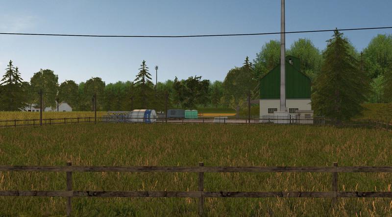 Klein Nordende Map V 1 0 - Farming simulator 2019 / 2017