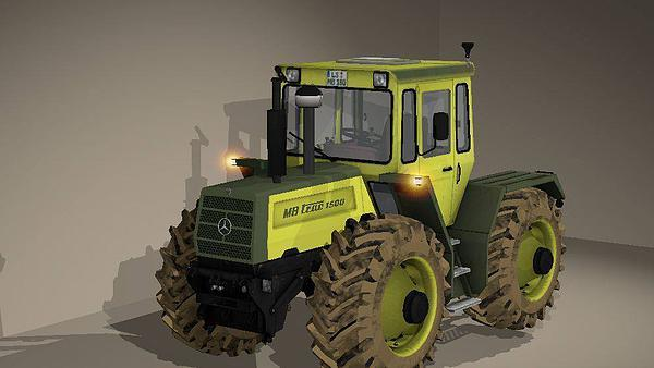 mb trac 1500 tractor farming simulator 2019 2017. Black Bedroom Furniture Sets. Home Design Ideas