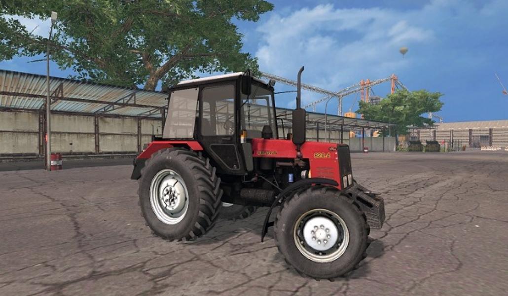 Mtz Belarus 820 4 Farming Simulator 2017 2015 15