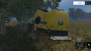 New Holland TC590 With Hardpoint Combine V 1.0 Beta (1)