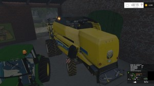 New Holland TC590 With Hardpoint Combine V 1.0 Beta (20)