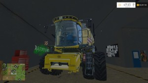 New Holland TC590 With Hardpoint Combine V 1.0 Beta (3)