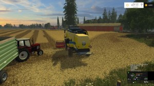 New Holland TC590 With Hardpoint Combine V 1.0 Beta (7)