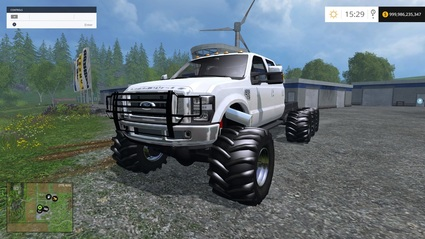 Rambow145 8×8 modified FS 2015