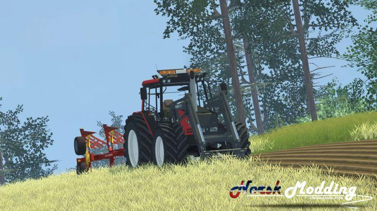 VALMET NORWEGIAN VERSION TRACTOR FS Farming Simulator - Norway map farming simulator 2015
