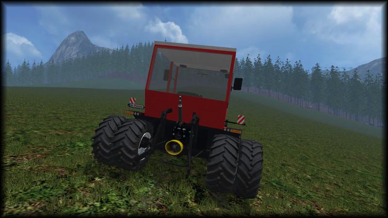 Carraro Tigrecar 3800 HST V 1 0 FS 2015 - Farming simulator