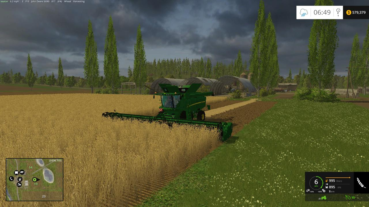 Скачать моды для farming simulator 2017 дождь