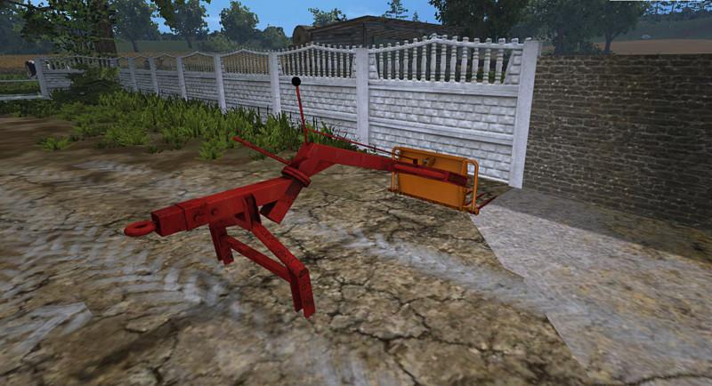 Panonija Loader V 1.0 FS15 - Farming simulator 2015 / 15 LS mod