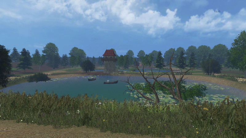 Polau Map V LS Farming Simulator LS Mod - Southern norway map fs15