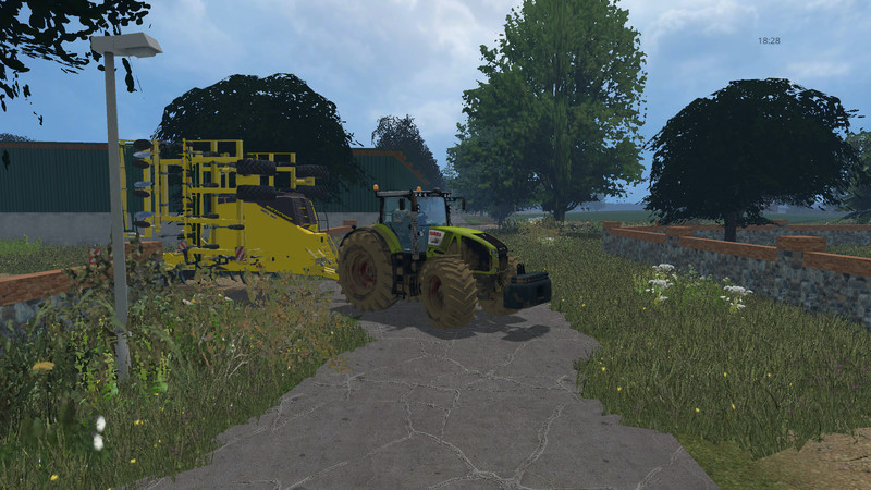 Polau Map V LS Farming Simulator LS Mod - Southern norway map ls15