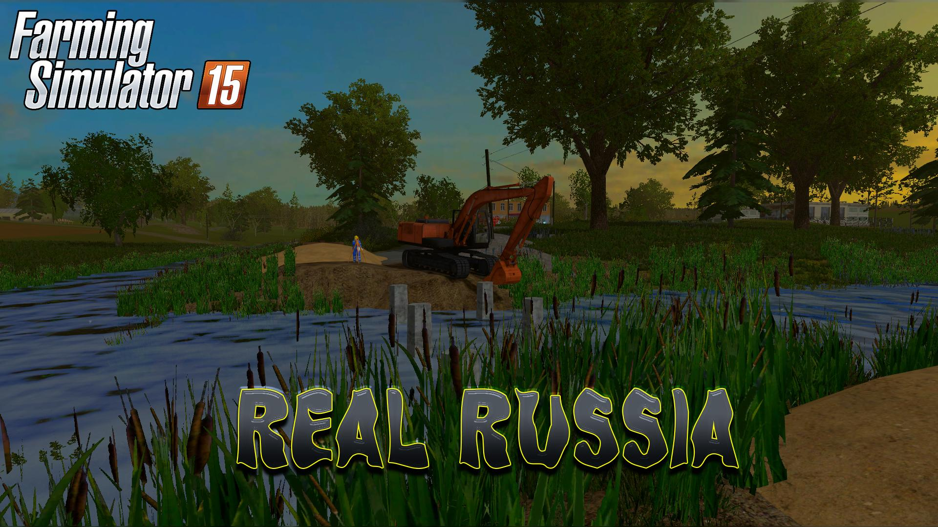 REAL RUSSIA MAP V10 REAL RUSSIA MAP