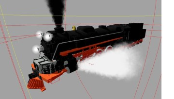 Steam Locomotive V 1.0 Object (1)