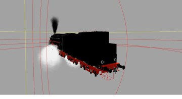 Steam Locomotive V 1.0 Object (3)