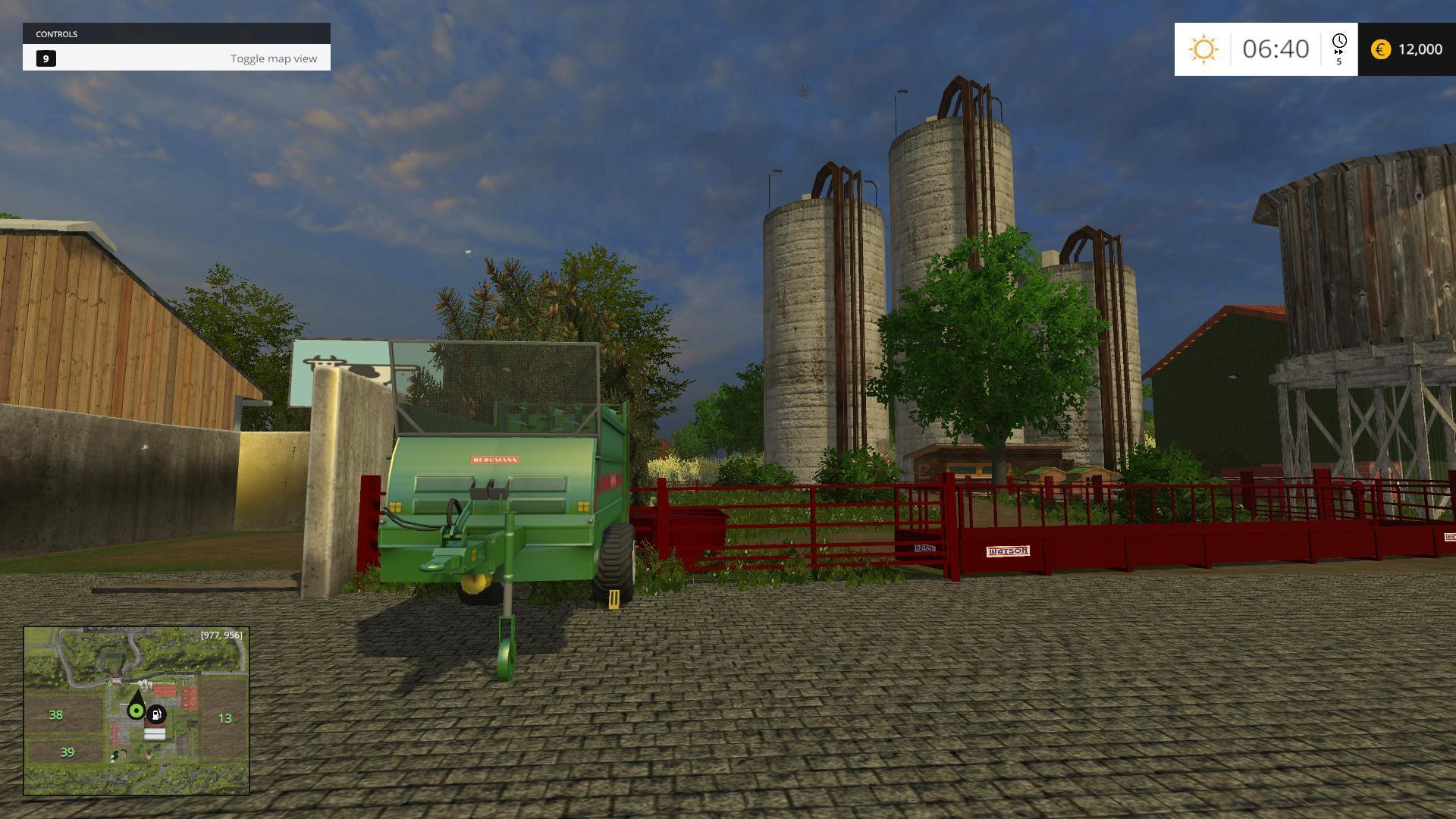 BIG TONYS MAP V FS Farming Simulator - Norway map ls 2013