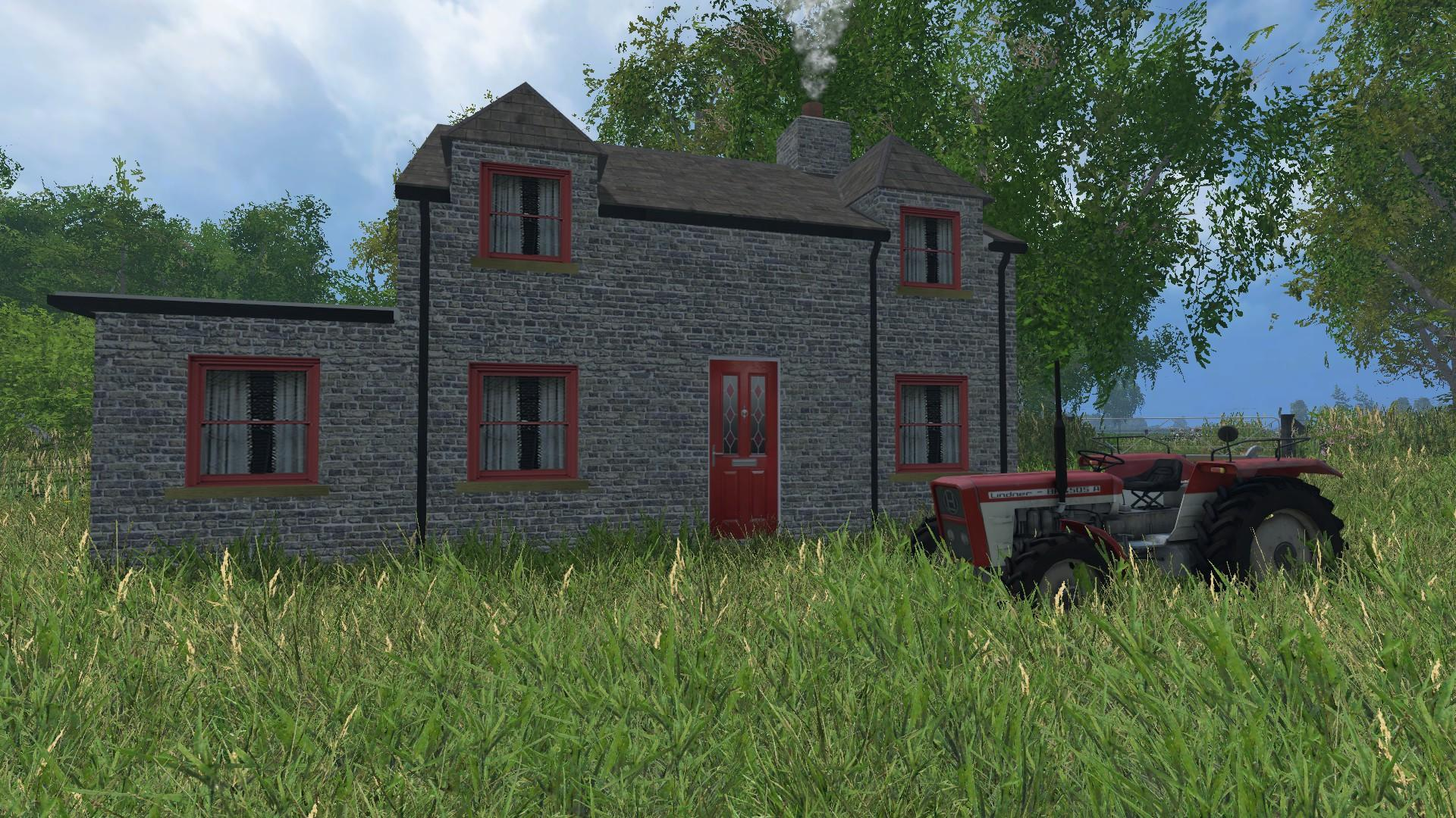 Building blocks house pack v 1 0 fs15 farming simulator for House building simulator online