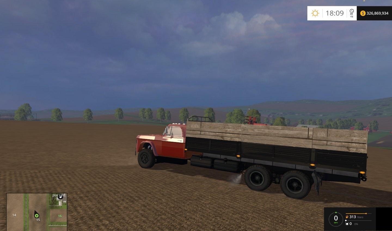 DODGE 700 TRUCK V1 0 MOD - Farming simulator 2019 / 2017