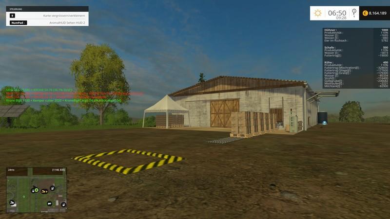 EGGS SALE TRIGGER V1 0 LS15 - Farming simulator 2019 / 2017 / 2015 Mod
