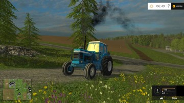 FORD TW-10 FIXED TRACTOR V1 (2)