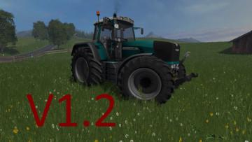 Fendt930 Petrol Textures Pack V 1.2 Mod (3)