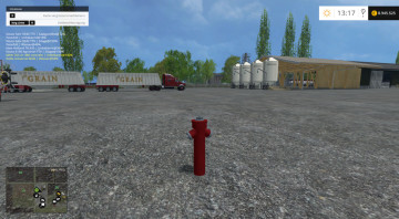 Hydrant With Water Trigger V 1.0 Placeable Mod (1)