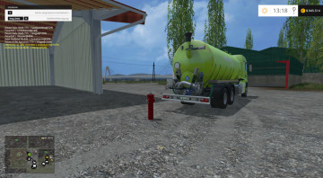 Hydrant With Water Trigger V 1.0 Placeable Mod (3)