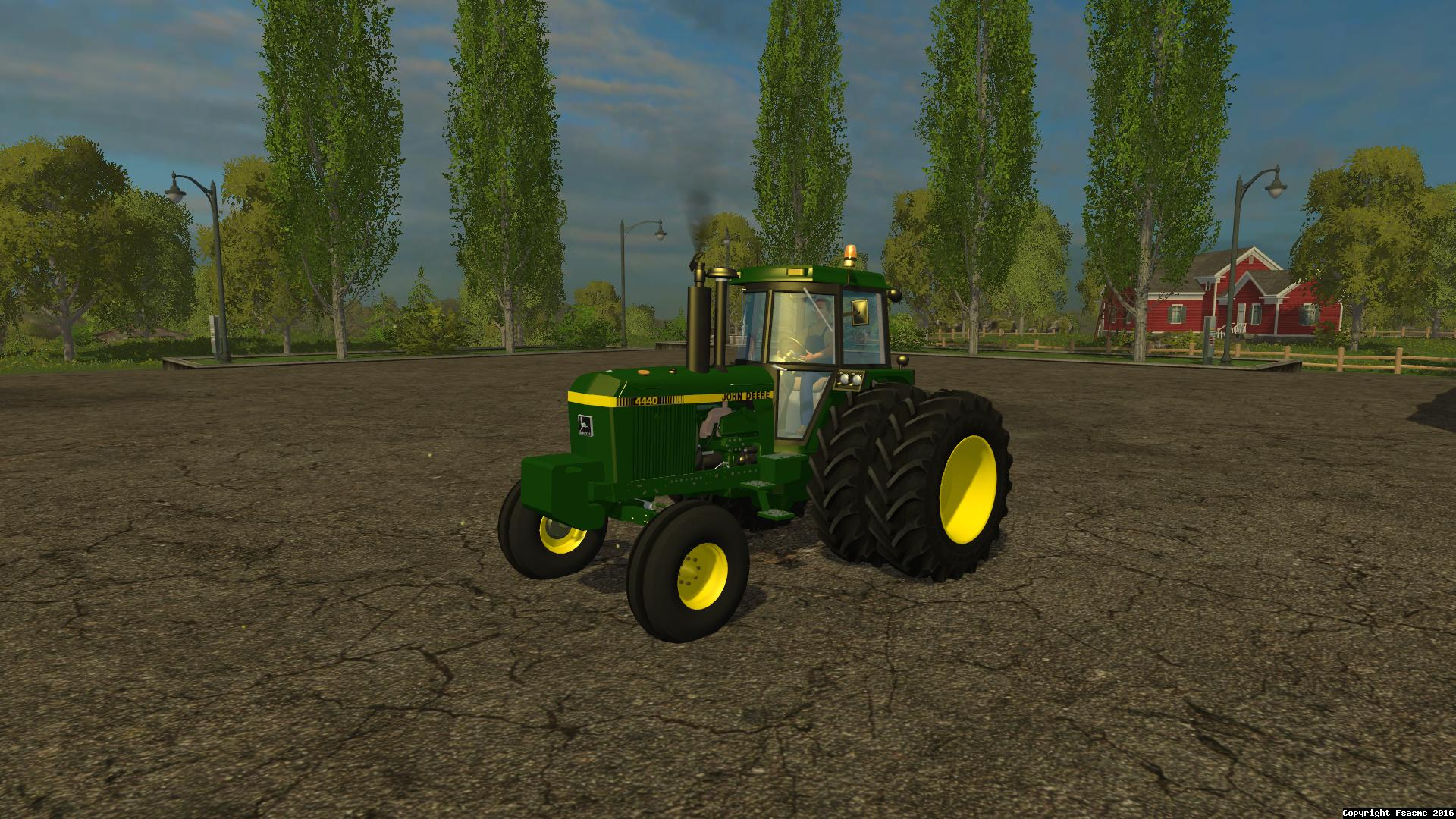 JOHN DEERE 8820 AND 4440 V1 LS 2015 - Farming simulator ...