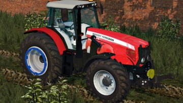 Massey Ferguson 5475 V 1.0 Tractor (1)