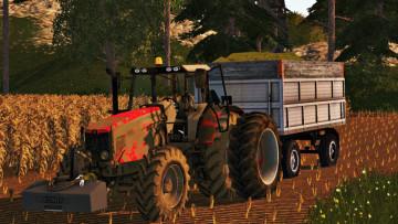 Massey Ferguson 5475 V 1.0 Tractor (2)