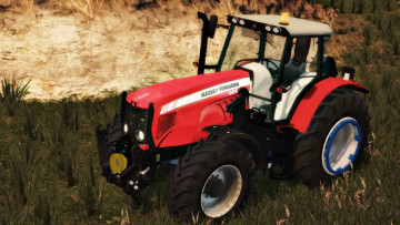 Massey Ferguson 5475 V 1.0 Tractor (3)