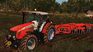 Massey Ferguson 5475 V 1.0 Tractor (4)