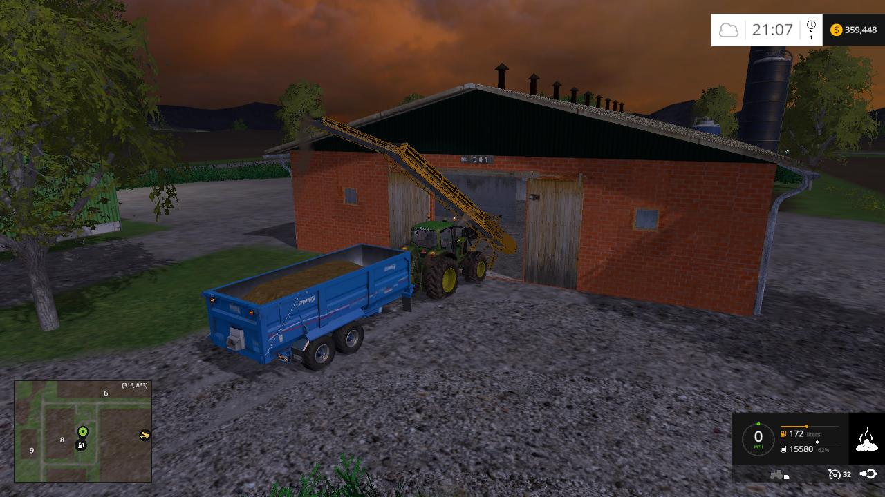 Heart land map farming simulator 2017 2015 15 17 ls mod