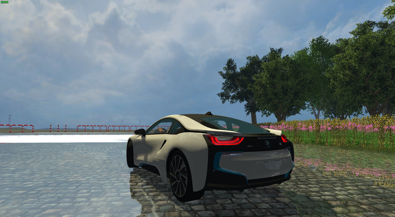 Bmw I8 Edrive V 1 0 Fs15 Farming Simulator 2019 2017 2015 Mod