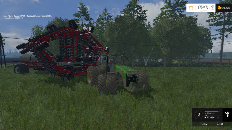 Case Ih Cart Airseeder 32m V 1 0 Fs15 Farming Simulator