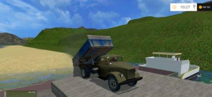 GAZ-51 4×2 Truck Mod