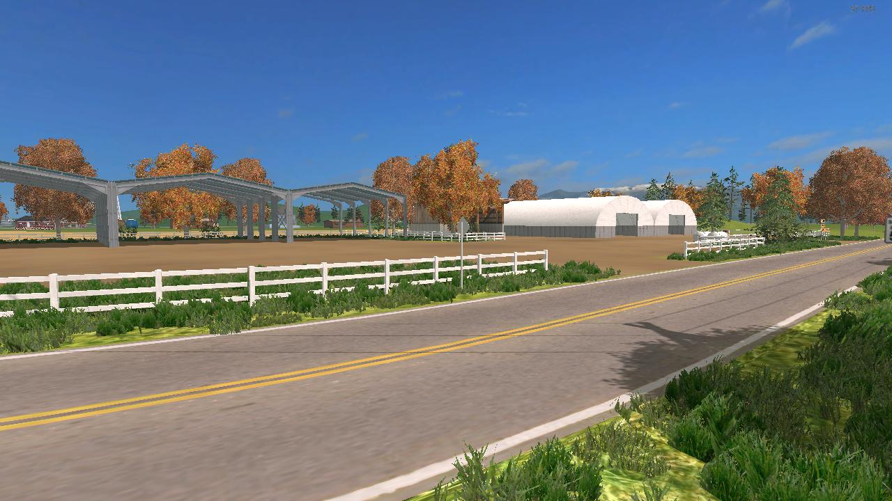 IDAHO USA SMG MF MAP V Ls Farming Simulator - Us map mod fs 17