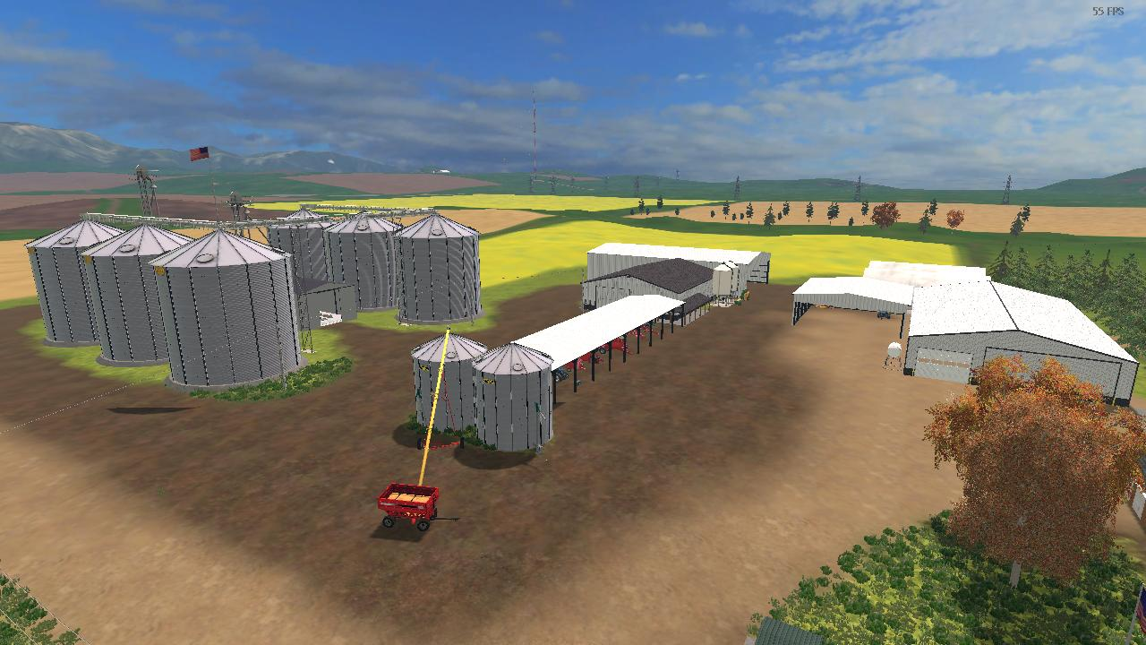 IDAHO USA SMG MF MAP V10 Ls15 Farming simulator 2019 2017