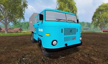 IFA W50L SERVICE CAR FS15 (1)