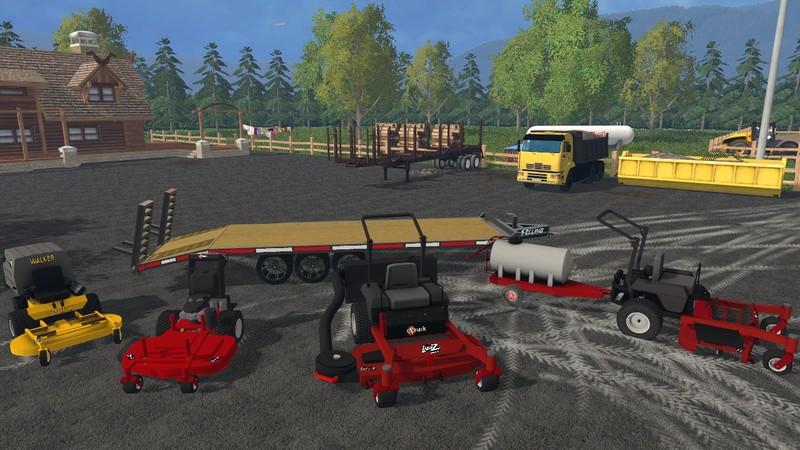... care set V 1.0 FS2015 - Farming simulator 2017 / 2015 | 15 / 17 LS mod