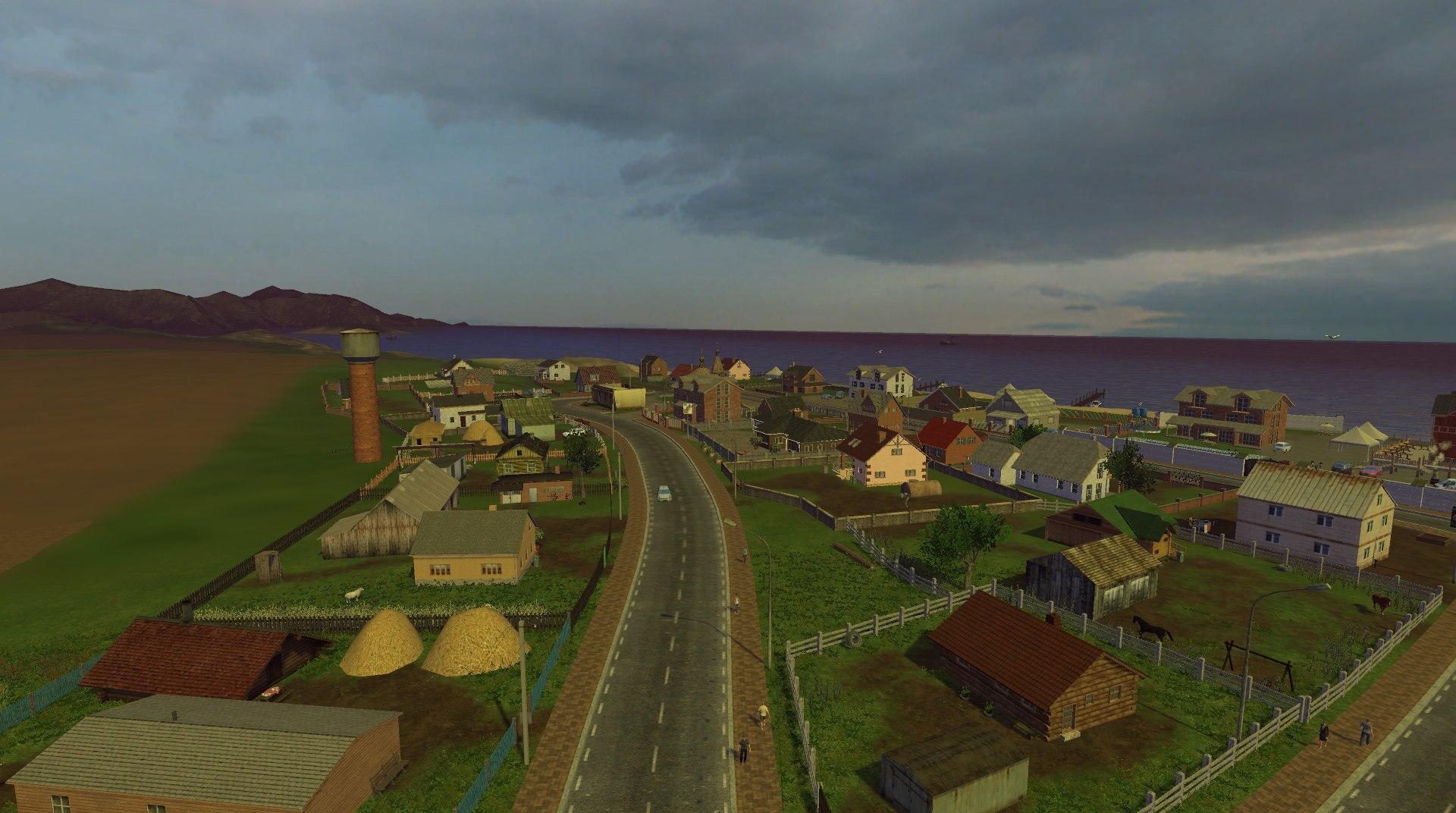 Map gifts of the caucasus v1 0 ls 2015 farming simulator 2017 mods