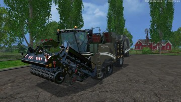 MARINE CAMOGRIMME MAXTRON 620 + GRIMME TECTRON 415 BY EAGLE355TH COMBINE (2)