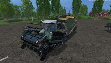 MARINE CAMOGRIMME MAXTRON 620 + GRIMME TECTRON 415 BY EAGLE355TH COMBINE (3)