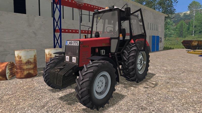 MTZ 1025.2 Belarus V 1.0 Mod