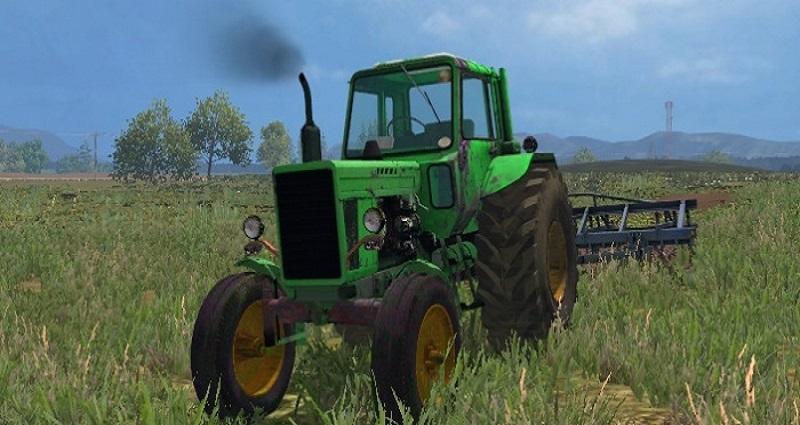 MTZ 80 GREEN FS15