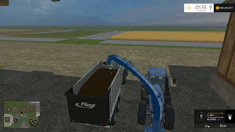 Silage cutter V 4 1 Mod - Farming simulator 2019 / 2017