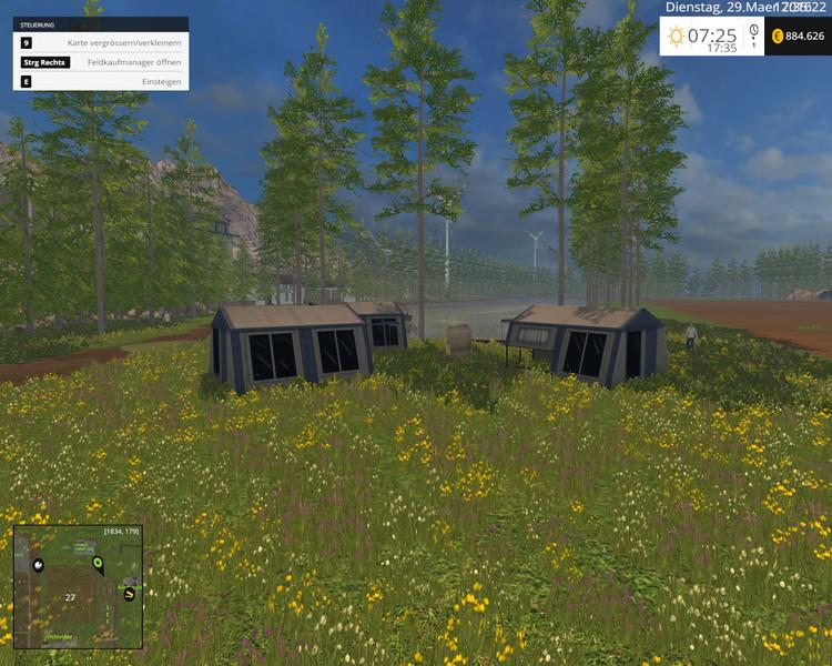 dakota 16 map for fs15  79448