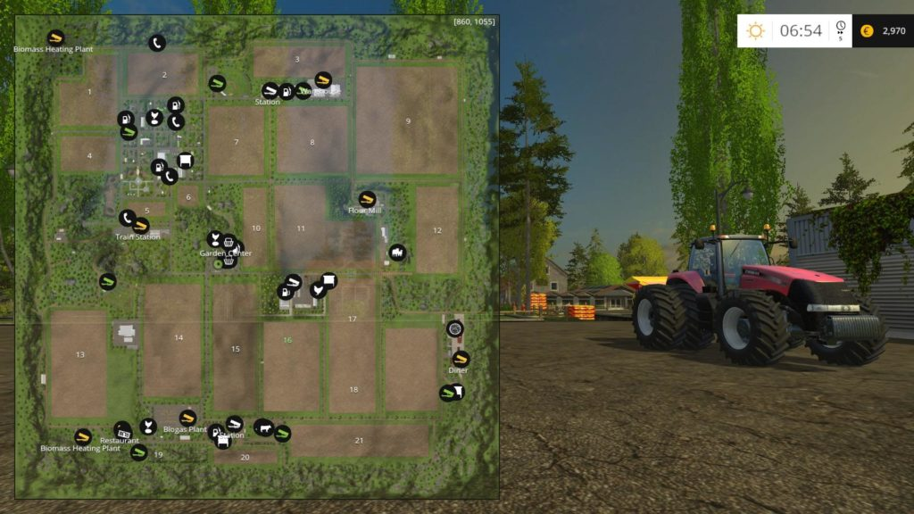 Dramatic upgrades are on the way for the Farming Simulator 2017 maps