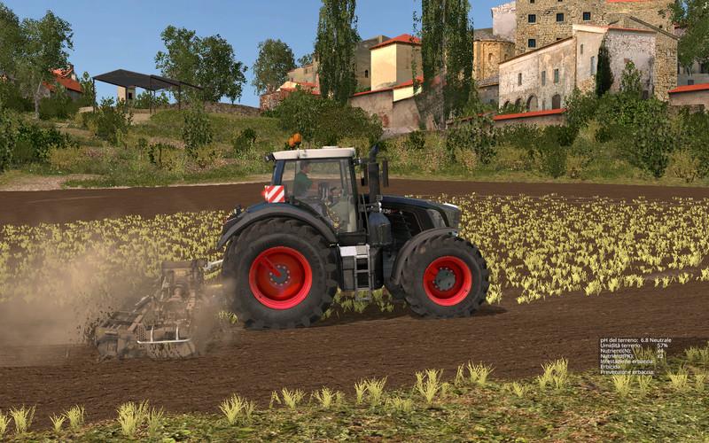 EMY ELENFER SCP600 V 2 2 color FS 2015 - Farming simulator 2019